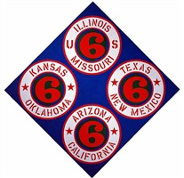 <!--2-->us 66 (states) by robert indiana
