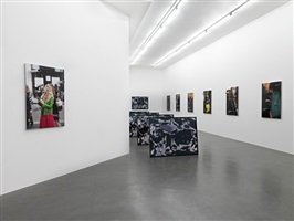 installation view, simon lee gallery by josephine pryde