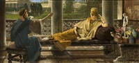 an ode to summer by john atkinson grimshaw