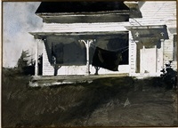 army blanket by andrew wyeth