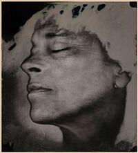 untitled (self-portrait) by sally mann