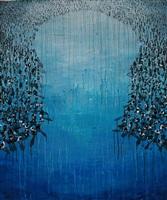 blue mao by sheng qi