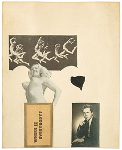 ray johnson i like funny stories kurt schwitters der merzkünstler. berlin, by ray johnson