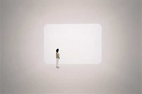 ganzfeld apani (first presentation at biennale di venzia 2011) by james turrell