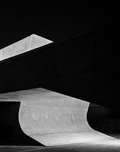 lfone - b (architecture by zaha hadid) by hélène binet