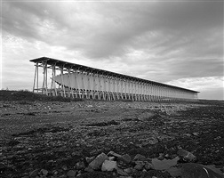 vardø - b (architecture by peter zumthor) by hélène binet
