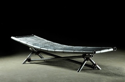 pipe dream (daybed) by bo young jung & emmanuel wolfs
