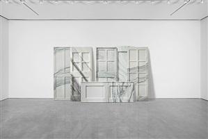 marble doors by ai weiwei