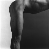 milton moore by robert mapplethorpe