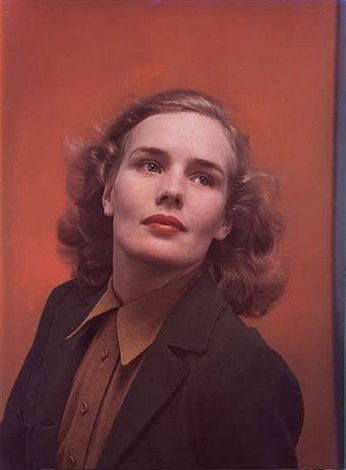 frances farmer by edward steichen