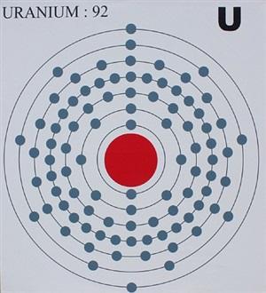 uranium 92 by jeb laurent