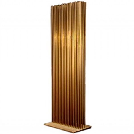 sonambient sculpture (antique) by harry bertoia