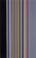 black watch iii by gene davis