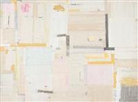 subway map #1 by liang quan