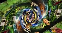 creation (megaplex) video still by marco brambilla