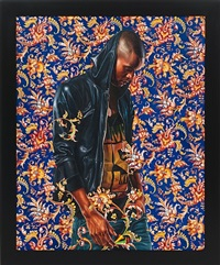 morthyn brito iv by kehinde wiley