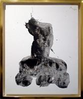 gesture series no. 2 by robert motherwell