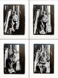 warhol marilyn acetate suite i-iv by william john kennedy