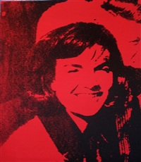 jackie for andy by donald sheridan
