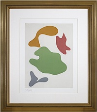 constellation by hans arp