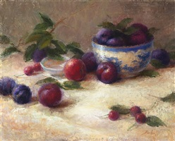 trail of plums by stephanie birdsall