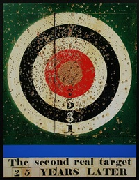 the second real target 25 years later by peter blake