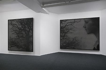 installation view galleri k, 2012 by anne-karin furunes