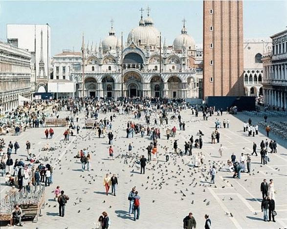 venezia san marco, #27 by massimo vitali