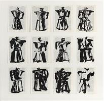 universal archive (twelve coffee pots) by william kentridge