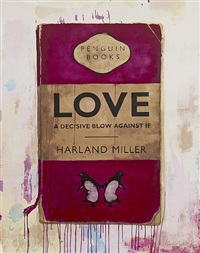 love, a decisive blow against if by harland miller