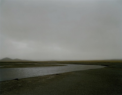 yangtze source vii (between heaven and earth), qinghai province by nadav kander
