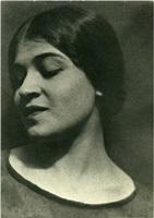 portrait of tina modotti by edward weston