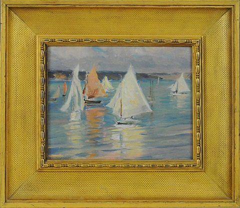 day for sailing by mary louise fairchild low