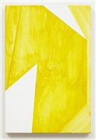 untitled (yellow) by robert holyhead