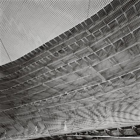untitled, from the portfolio 'criba del cielo' by graciela iturbide