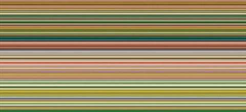 921-4 strip by gerhard richter