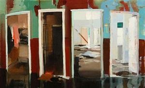 four doors by alex kanevsky