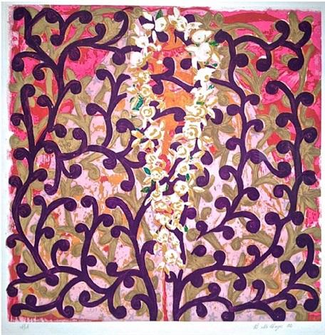 flores by beatriz milhazes