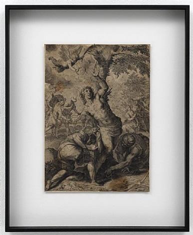 untitled (st. sebastian) by kris martin