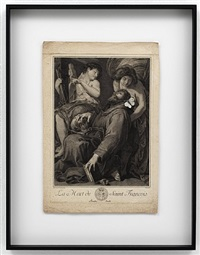 untitled (st. francis) by kris martin