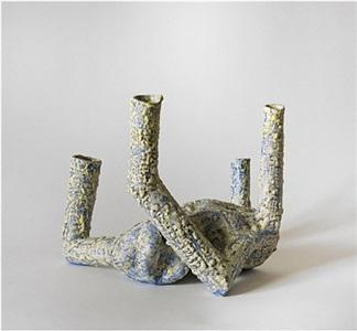 blue quartet by elisa d'arrigo