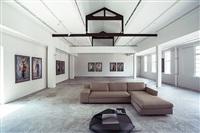installation view - shirin neshat 1 by shirin neshat