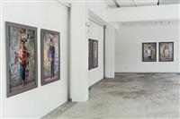 installation view - shirin neshat 3 by shirin neshat