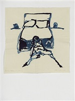 bedside tables and silence by tracey emin
