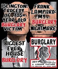 burglary by gilbert and george