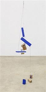 sculptures by joel shapiro