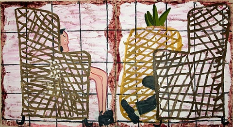 interview by rose wylie