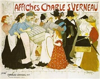 affiches charles verneau/