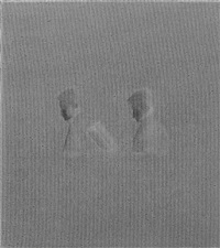untitled (men with book) by janis avotins