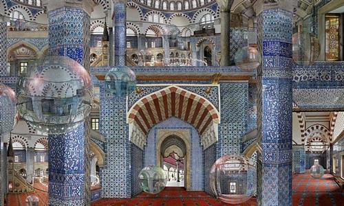 mosquée rustem pacha by jean-francois rauzier